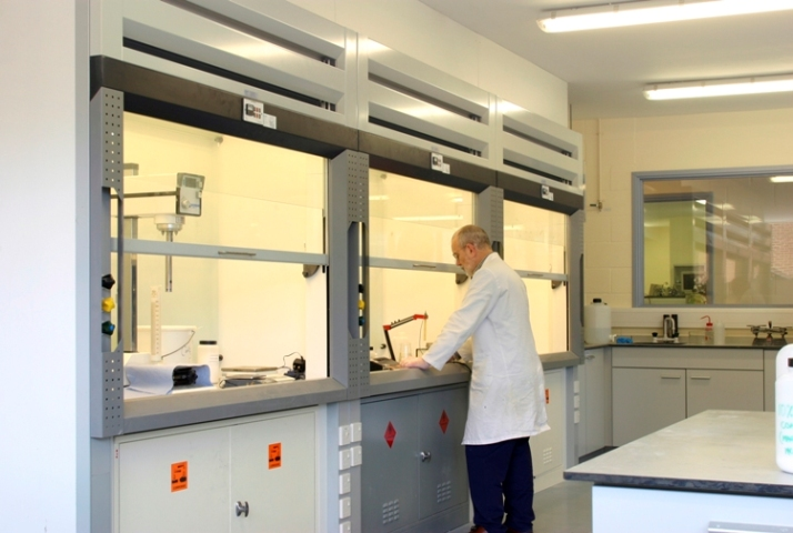 Fume Cupboards Extract Hoods Cabinets Hoare Laboratory